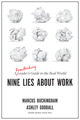 Nine Lies about Work cover image