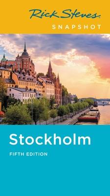 Rick Steves Snapshot Stockholm Cover Image