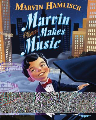 Marvin Makes Music [With CD (Audio)] Cover Image