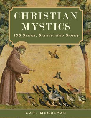 Christian Mystics Cover