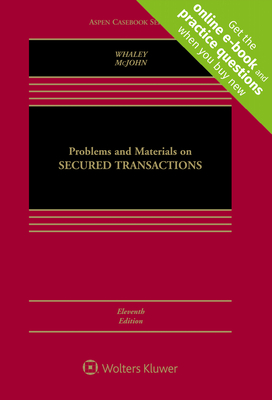 Problems and Materials on Secured Transactions (Aspen Casebook) Cover Image