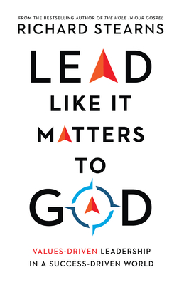 Cover for Lead Like It Matters to God
