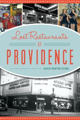 Lost Restaurants of Providence (American Palate) Cover Image