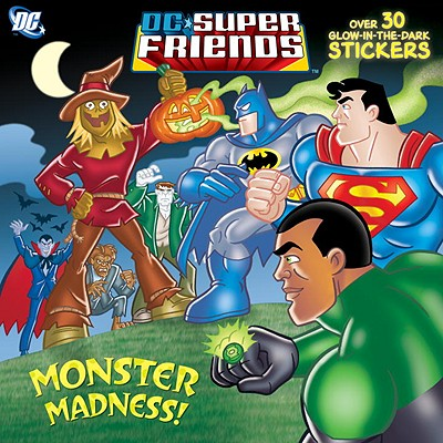 Monster Madness! Cover