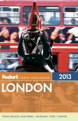 Fodor's London 2013 Cover Image