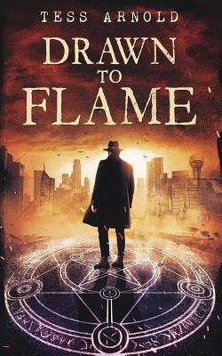 Cover for Drawn to Flame