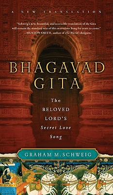 Bhagavad Gita: The Beloved Lord's Secret Love Song Cover Image