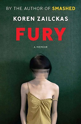 Cover for Fury