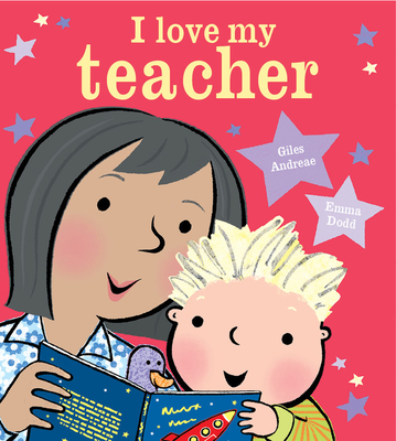 I Love My Teacher Cover Image