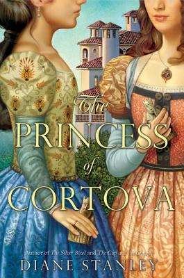 The Princess of Cortova (Silver Bowl #3) Cover Image