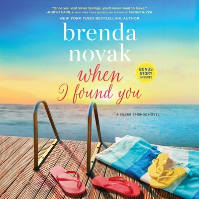 When I Found You (Silver Springs #8) Cover Image