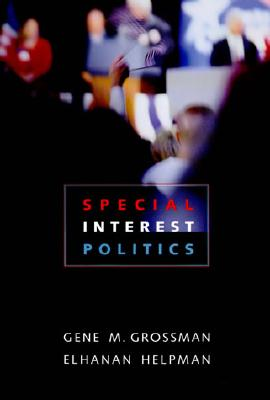 Cover for Special Interest Politics