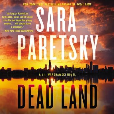 Dead Land: A V. I. Warshawski Novel Cover Image