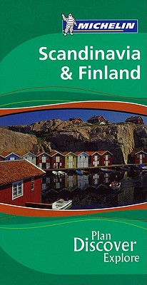 Michelin Green Guide Scandinavia Finland Cover