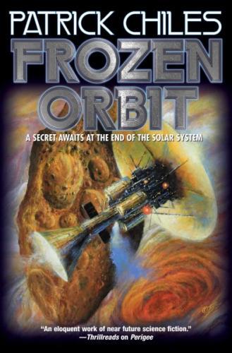 Cover for Frozen Orbit