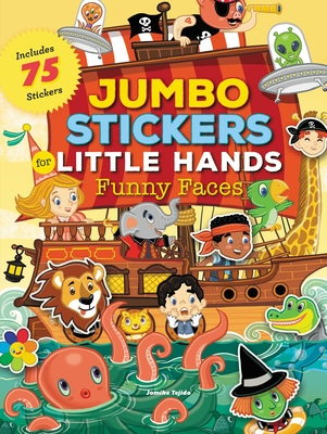 Cover for Jumbo Stickers for Little Hands