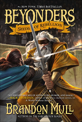 Cover for Seeds of Rebellion (Beyonders)