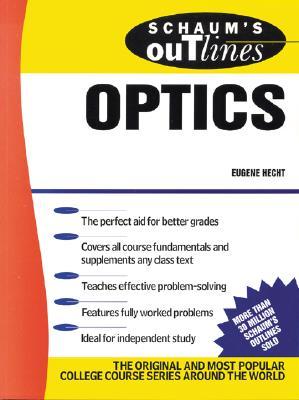 Schaum's Outline of Optics (Schaum's Outlines) Cover Image