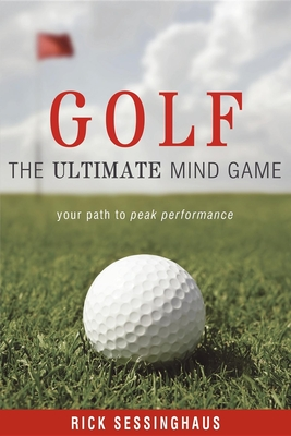 Golf: The Ultimate Mind Game Cover Image