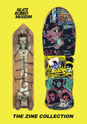 Skateboard Museum Zine Collection Cover Image