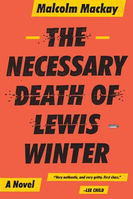 The Necessary Death of Lewis Winter (Glasgow Trilogy #1) Cover Image