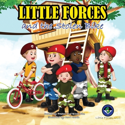 Little Forces: and the Stolen Bike Cover Image
