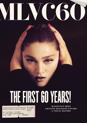 Mlvc60: Madonna's Most Amazing Magazine Covers: A Visual Record Cover Image