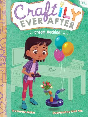 Dream Machine (Craftily Ever After #4) Cover Image
