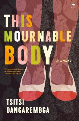 The Mournable Body Cover Image
