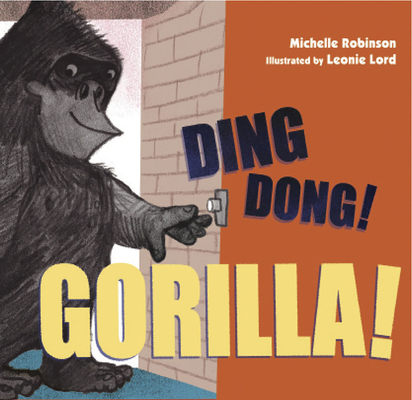 Cover for Ding Dong! Gorilla!