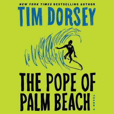 The Pope of Palm Beach (Serge A. Storms #21) Cover Image