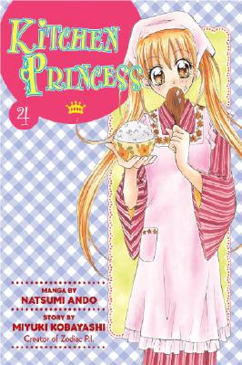 Kitchen Princess 4 Cover
