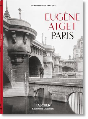 Eugène Atget. Paris Cover Image