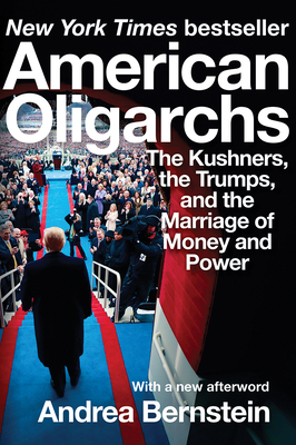 Cover for American Oligarchs