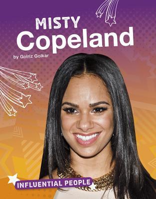 Misty Copeland Cover Image
