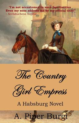 Cover for The Country Girl Empress