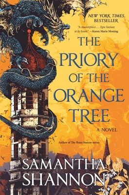 The Priory of the Orange Tree Cover Image