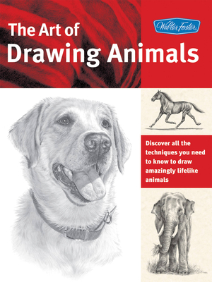 The Art of Drawing Animals Cover