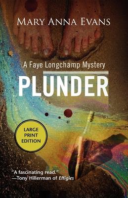 Plunder (Faye Longchamp #7) Cover Image