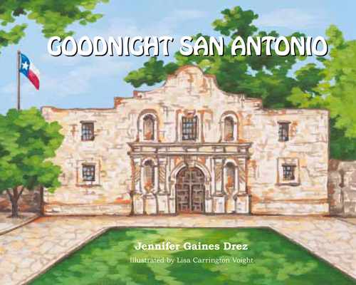 Goodnight San Antonio Cover Image