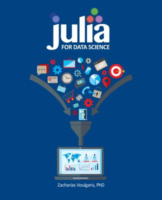 Julia for Data Science Cover Image