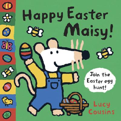 Happy Easter, Maisy! Cover