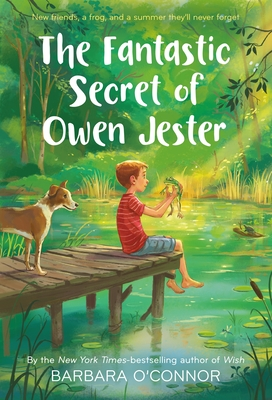 The Fantastic Secret of Owen Jester Cover