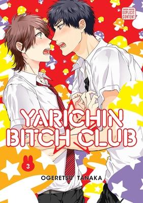 Yarichin Bitch Club, Vol. 3 Cover Image