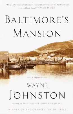 Baltimore's Mansion: A Memoir Cover Image
