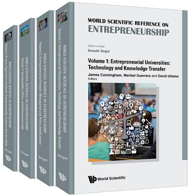 World Scientific Reference on Entrepreneurship, the (in 4 Volumes) Cover Image