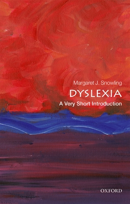 Dyslexia: A Very Short Introduction Cover Image