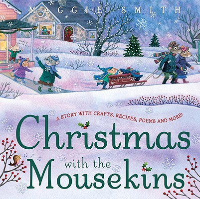 Christmas with the Mousekins Cover