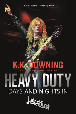 Heavy Duty: Days and Nights in Judas Priest cover
