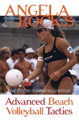 Angela Rock's Advanced Beach Volleyball Tactics Cover Image